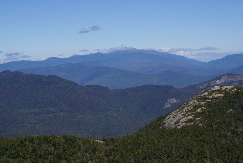 Chocorua Summit - View of Mt. Washington