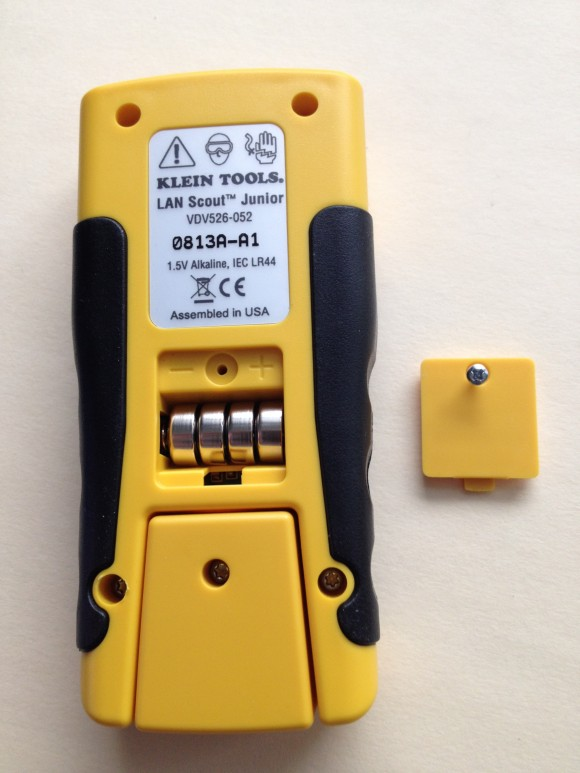 Minor annoyance that the unit does not take AA or AAA batteries. However, batterybob.com is a great supplier for small batteries like this if you like an online retailer for such things.