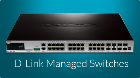 DLinkManagedSwitches
