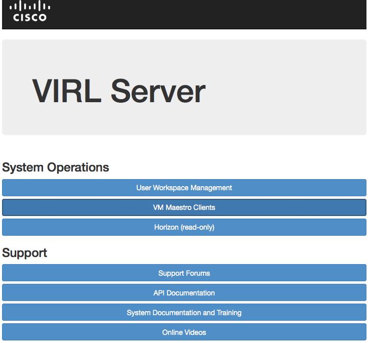 VIRL-web-screenshot